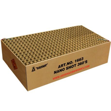 Nano Shot  360'S - Alleen Online
