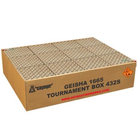 Tournament Box - Alleen Online