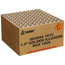 "1.2"" Golden Illusion Compound - Alleen Online"