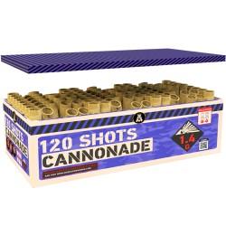 Cannonade 120'S - Alleen Online