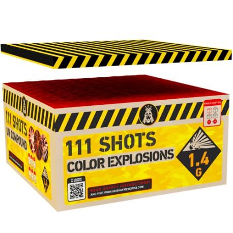 Color Explosions, Compound! - FREAK Actie!