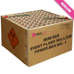 Event Flash Willow Power Box no. 1 - 100's