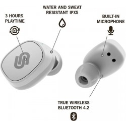 Urbanista - Tokyo Plus - Headset, wireless - Moon Walk Silver