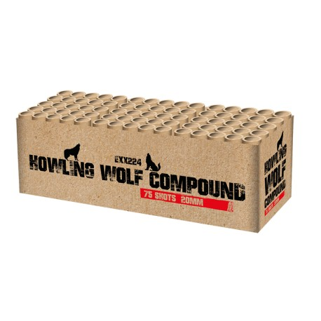 Howling Wolf, Compound!