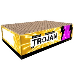 Trojan, Compound! - FREAK Actie!