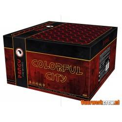 Colorful City, Compound!