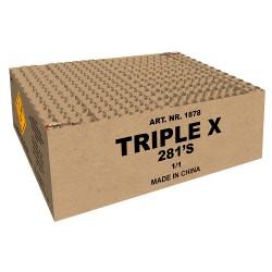 Triple X 281 shots dubbel compound