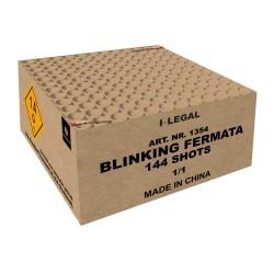 Blinking Fermata 144 shots